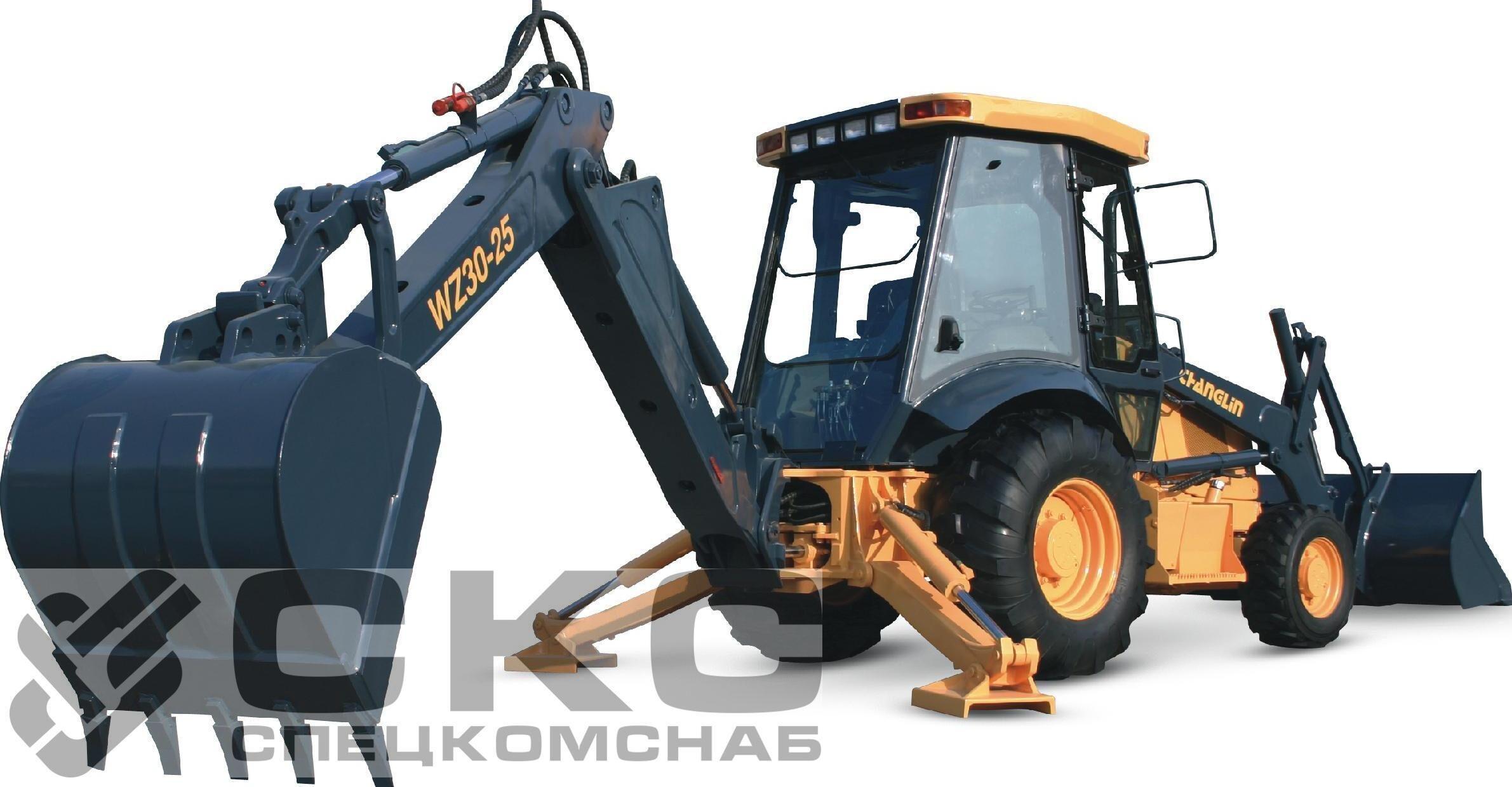 Екскаватор Bagger-288: технічні характеристики і фото