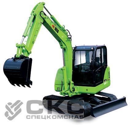 Экскаватор XCG 88-8